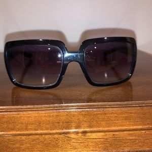 Burberry 8452/S Black Sunglasses.